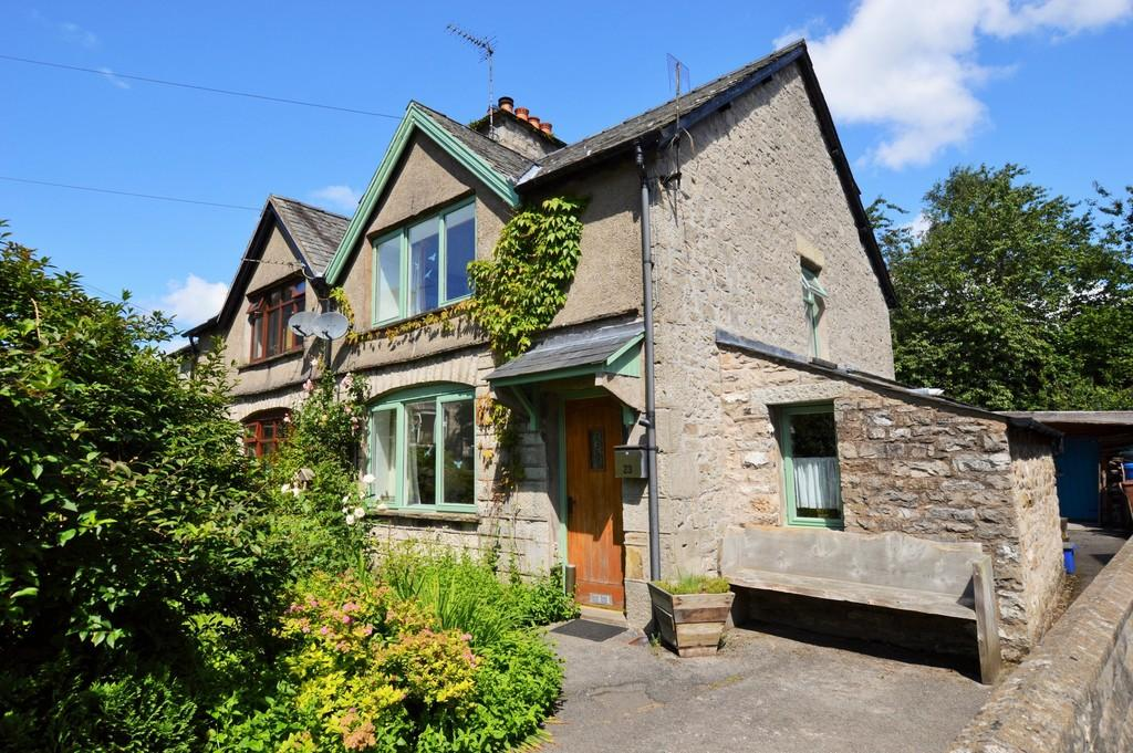 2 Bedrooms Semi Detached House for sale in Underley Avenue, Kendal