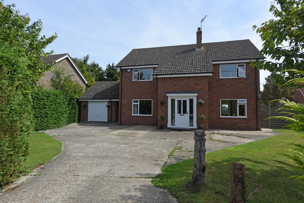 4 Bedrooms Detached House for sale in Worlingworth, Nr Framlingham, Suffolk