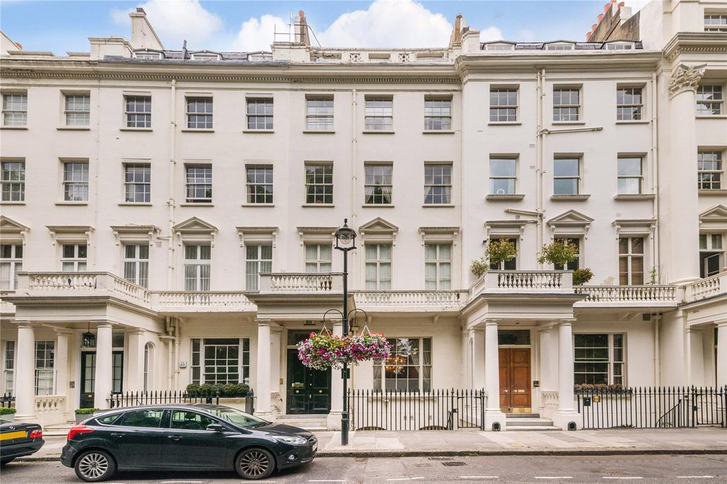 8 Bedrooms Terraced House for sale in Hyde Park Square, The Hyde Park Estate, London