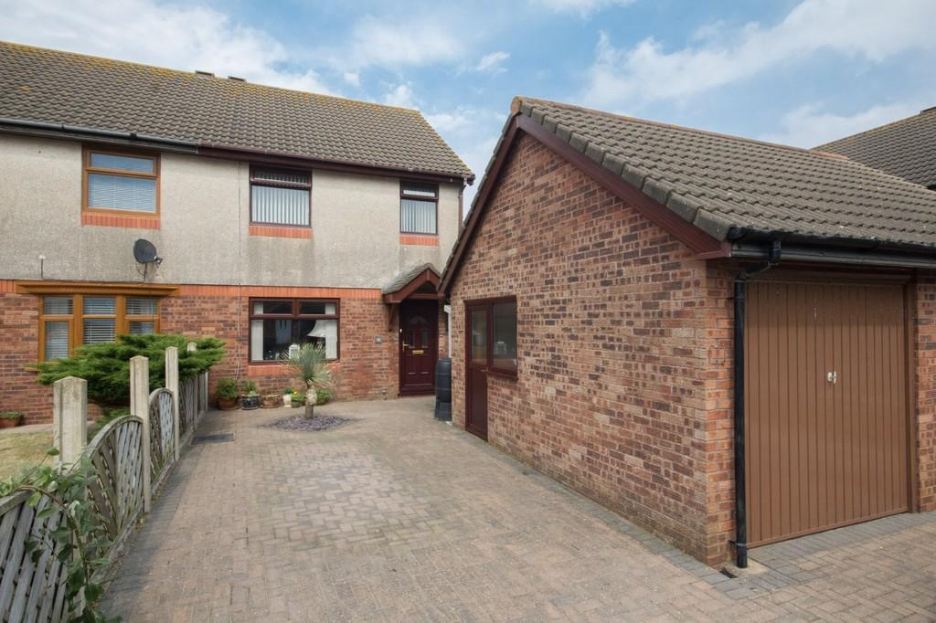 3 Bedrooms Semi Detached House for sale in Headland Rise, Walney, Barrow-In-Furness
