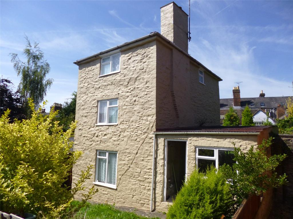 2 Bedrooms Detached House for sale in Old Street, Ludlow, Shropshire
