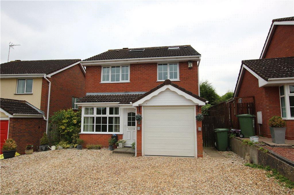 4 Bedrooms Detached House for sale in Reynard Close, Webheath, Redditch, Worcestershire, B97
