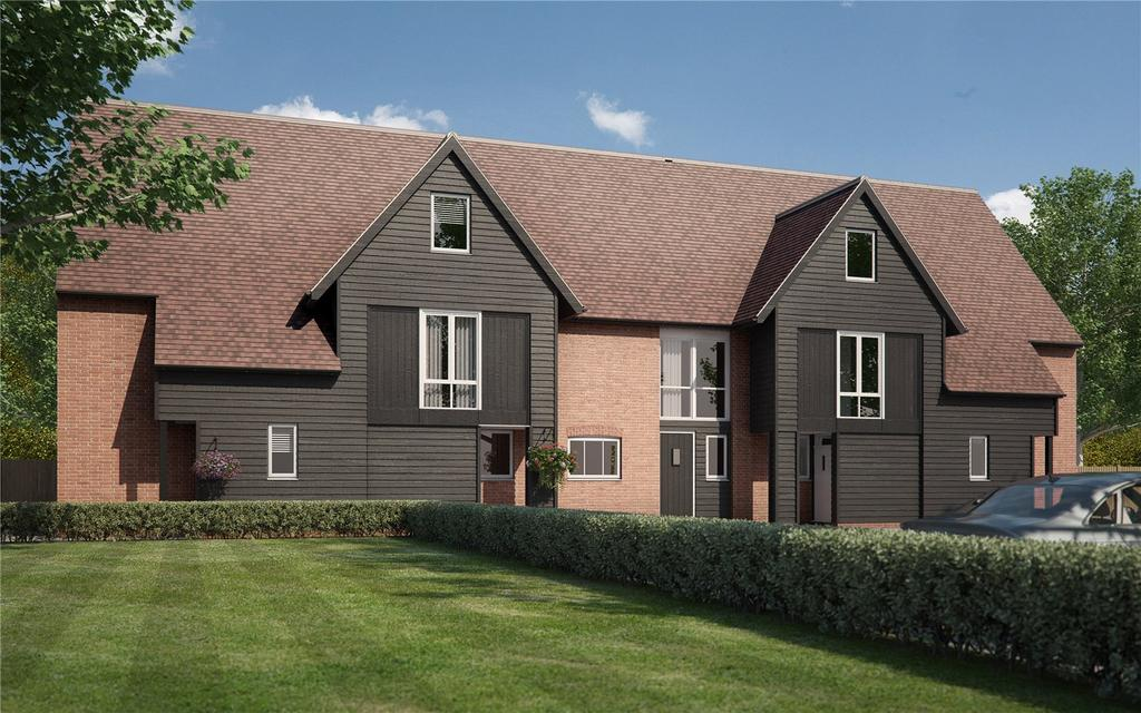 3 Bedrooms Terraced House for sale in Malthouse Lane, Meath Green Lane, Horley, Surrey, RH6