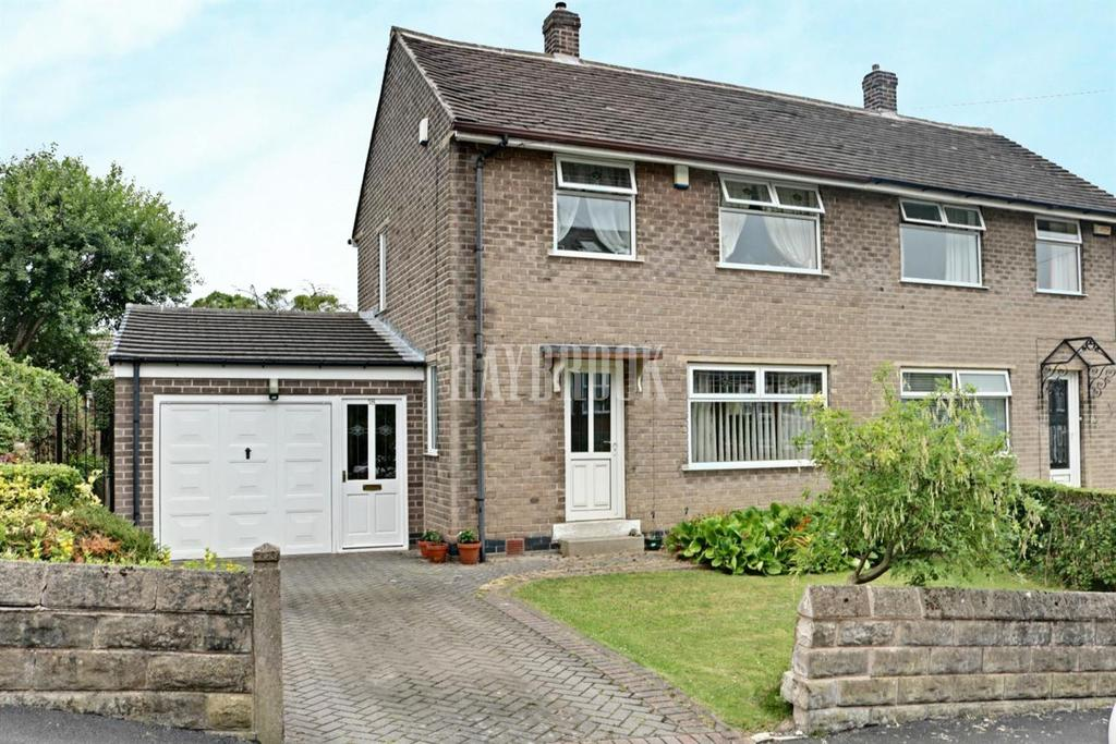 3 Bedrooms Semi Detached House for sale in Storrs Hall Road, Walkley, S6