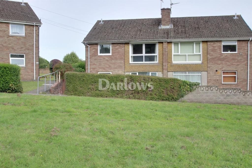 2 Bedrooms Flat for sale in Witla Court Road, Rumney, Cardiff