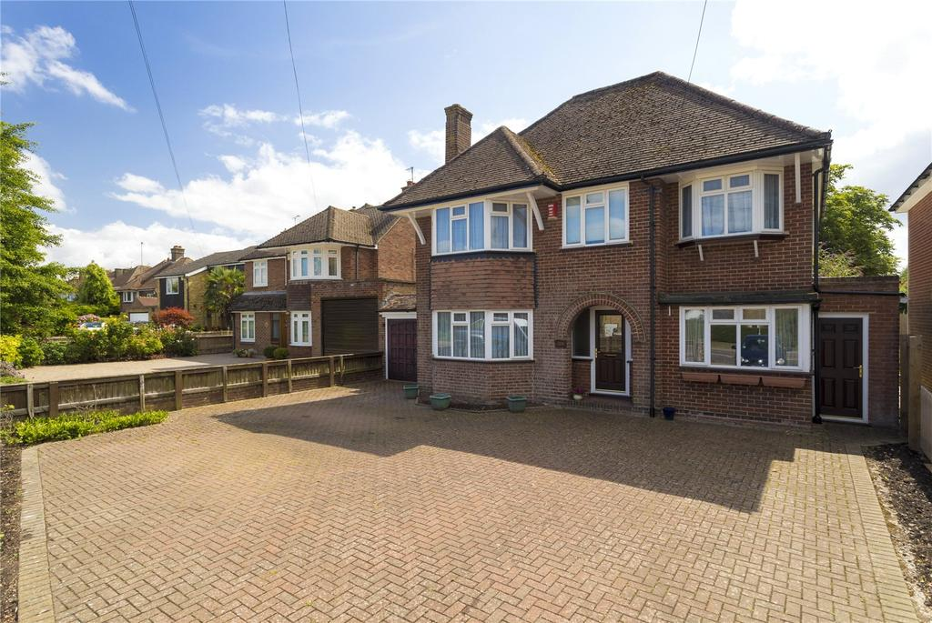 5 Bedrooms Detached House for sale in New Dover Road, Canterbury, Kent