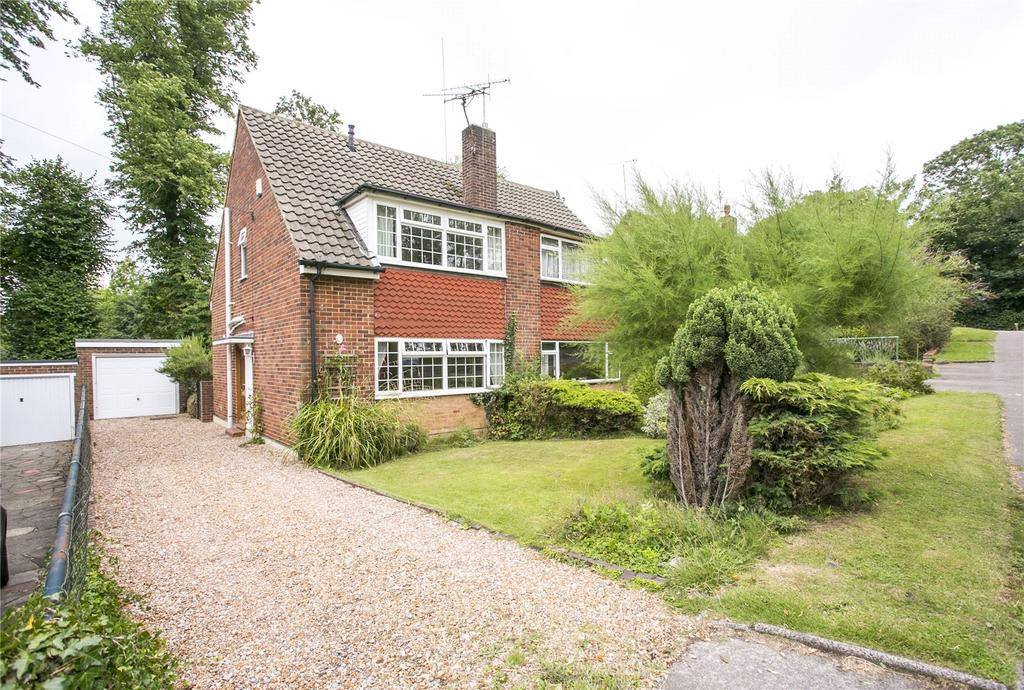 3 Bedrooms Semi Detached House for sale in Lake View Road, Sevenoaks, Kent
