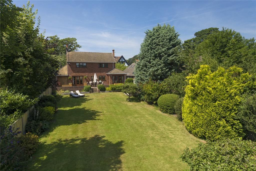 4 Bedrooms Detached House for sale in Conyngham Lane, Bridge, Canterbury, Kent