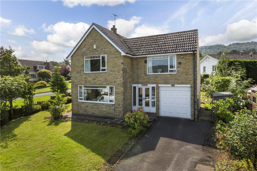 4 Bedrooms Detached House for sale in Dale View, Ilkley, West Yorkshire