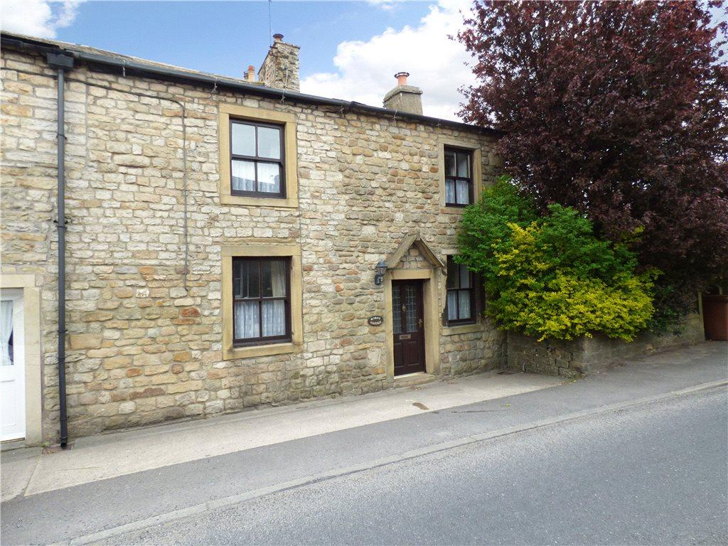 3 Bedrooms End Of Terrace House for sale in Main Street, Long Preston, Skipton, North Yorkshire