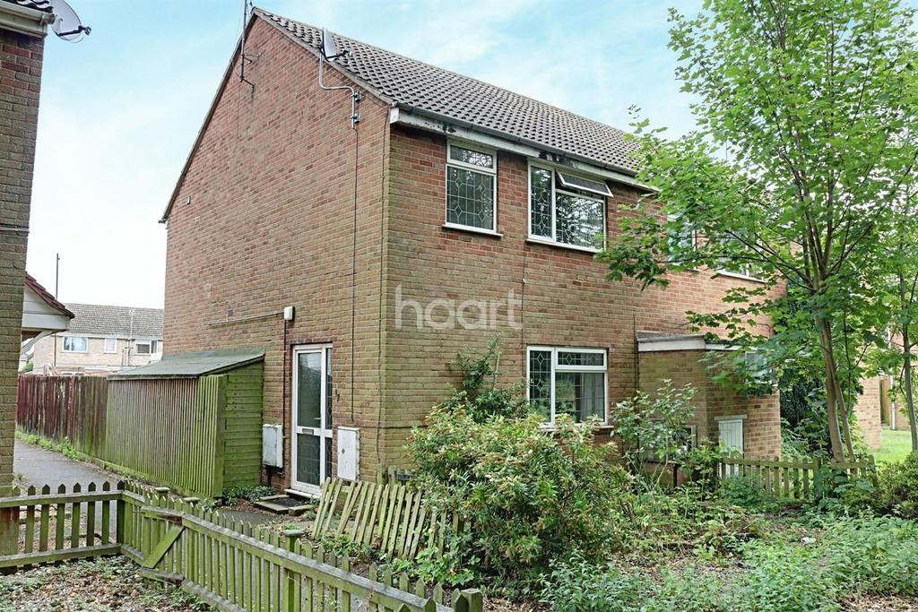 3 Bedrooms End Of Terrace House for sale in Jubilee Walk, Wisbech