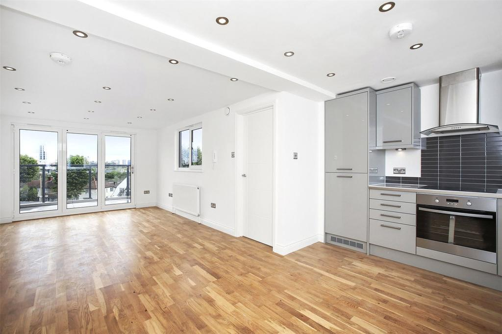1 Bedroom Flat for sale in Woolwich Road, Greenwich, London, SE10
