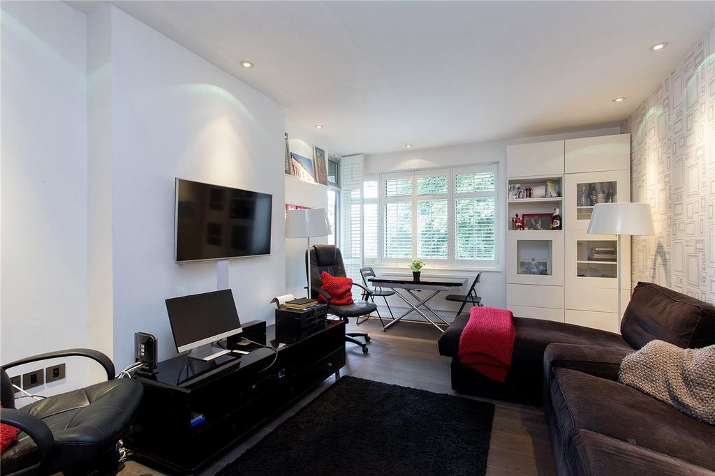3 Bedrooms Flat for sale in Grice Court, Alwyne Square, London, N1