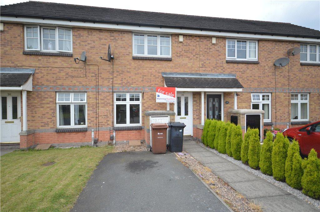 2 Bedrooms Town House for sale in The Gardens, Middleton, Leeds, West Yorkshire