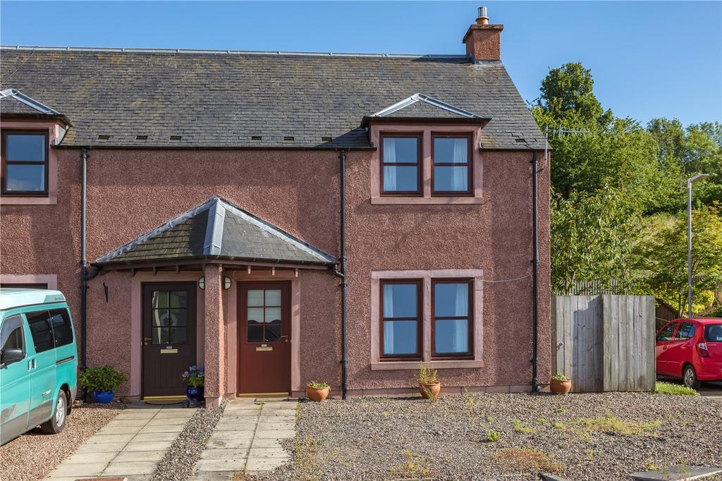 2 Bedrooms House for sale in The Orchard, Newstead, Melrose, Scottish Borders