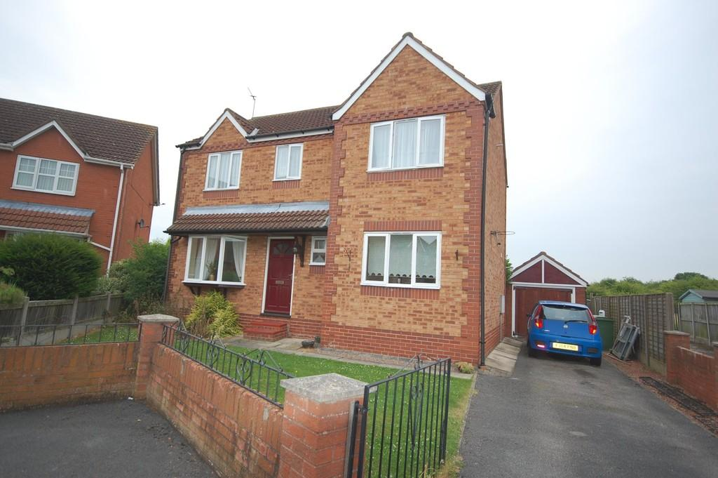 4 Bedrooms Detached House for sale in Broompark Road, Goole