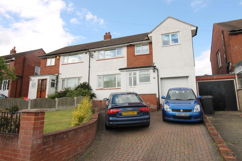 4 Bedrooms Semi Detached House for sale in Green Lane, Carlisle
