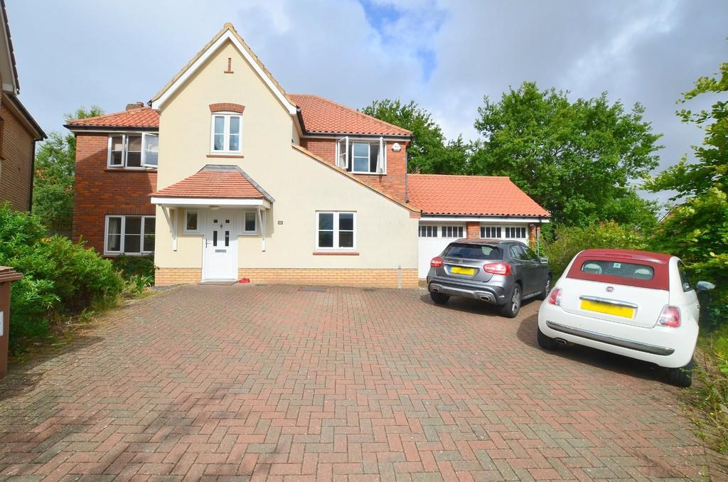 4 Bedrooms Detached House for sale in Broadlands Way, Rushmere St. Andrew, IP4 5SU