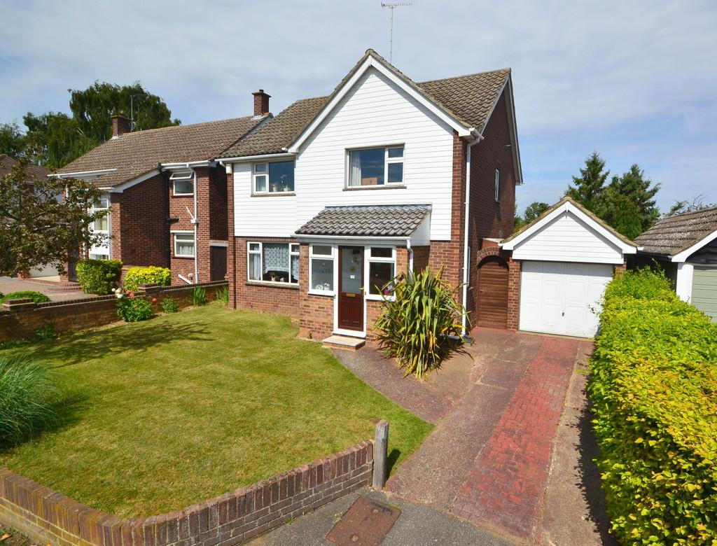 3 Bedrooms Detached House for sale in Tabors Avenue, Chelmsford