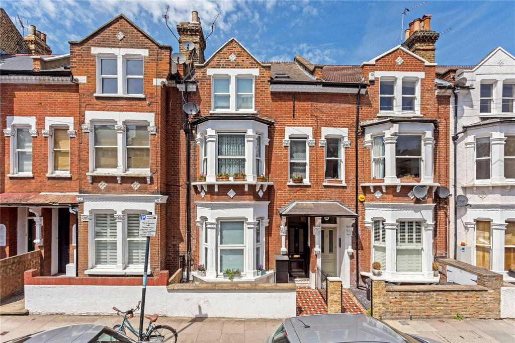 2 Bedrooms Terraced House for sale in Comyn Road, London, SW11