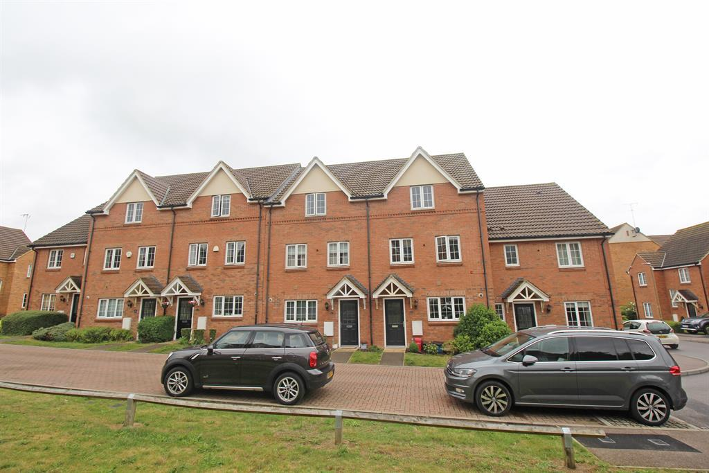 3 Bedrooms Town House for sale in Brick Kiln Road, Stevenage, SG1 2NH