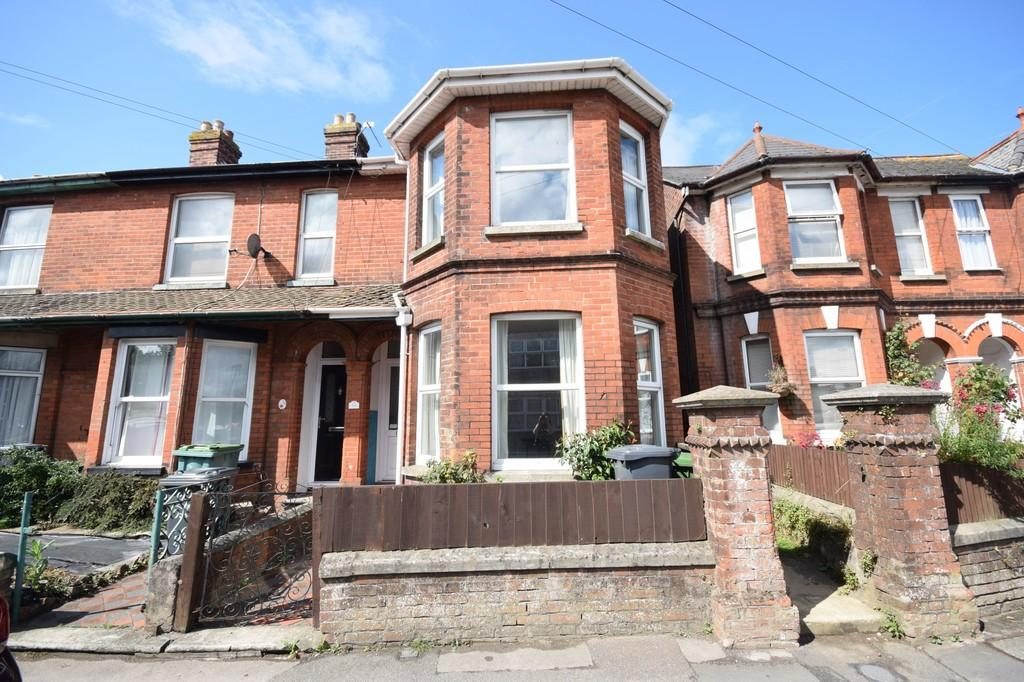 3 Bedrooms Terraced House for sale in Medina Avenue, Newport