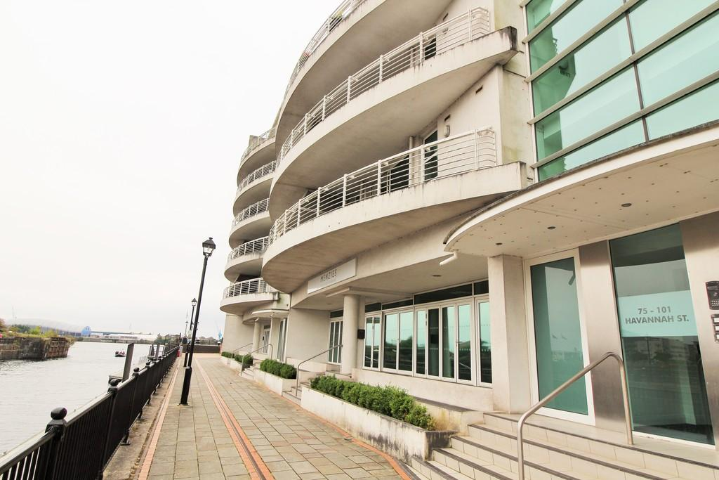 1 Bedroom Apartment Flat for sale in Sovereign Quay, Havannah Street, Cardiff Bay