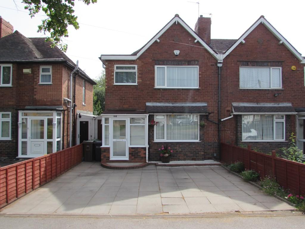 3 Bedrooms Semi Detached House for sale in Lyndon Road, Solihull