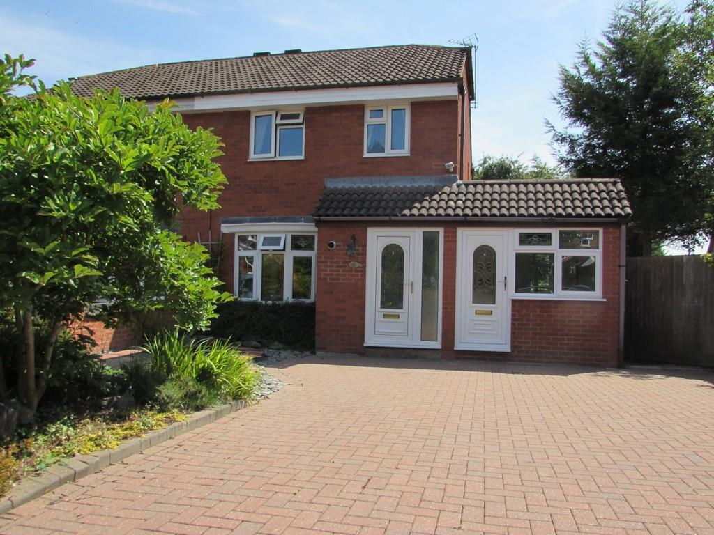 4 Bedrooms Semi Detached House for sale in Markham Crescent, Solihull