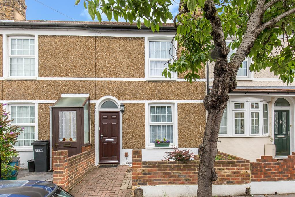 2 Bedrooms Terraced House for sale in Upland Road, South Croydon, Surrey, CR2 6RD
