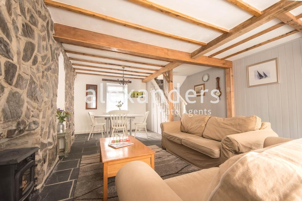 3 Bedrooms Cottage House for sale in Borth