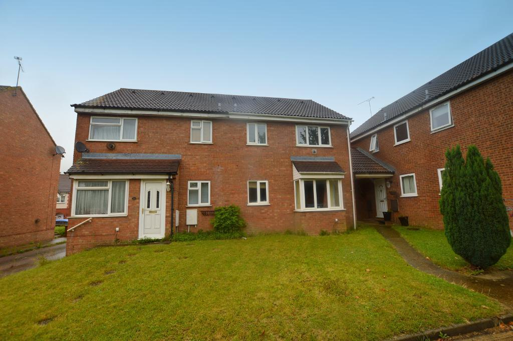 1 Bedroom Cluster House for sale in Twigden Court, Luton, Bedfordshire, LU3 2RL