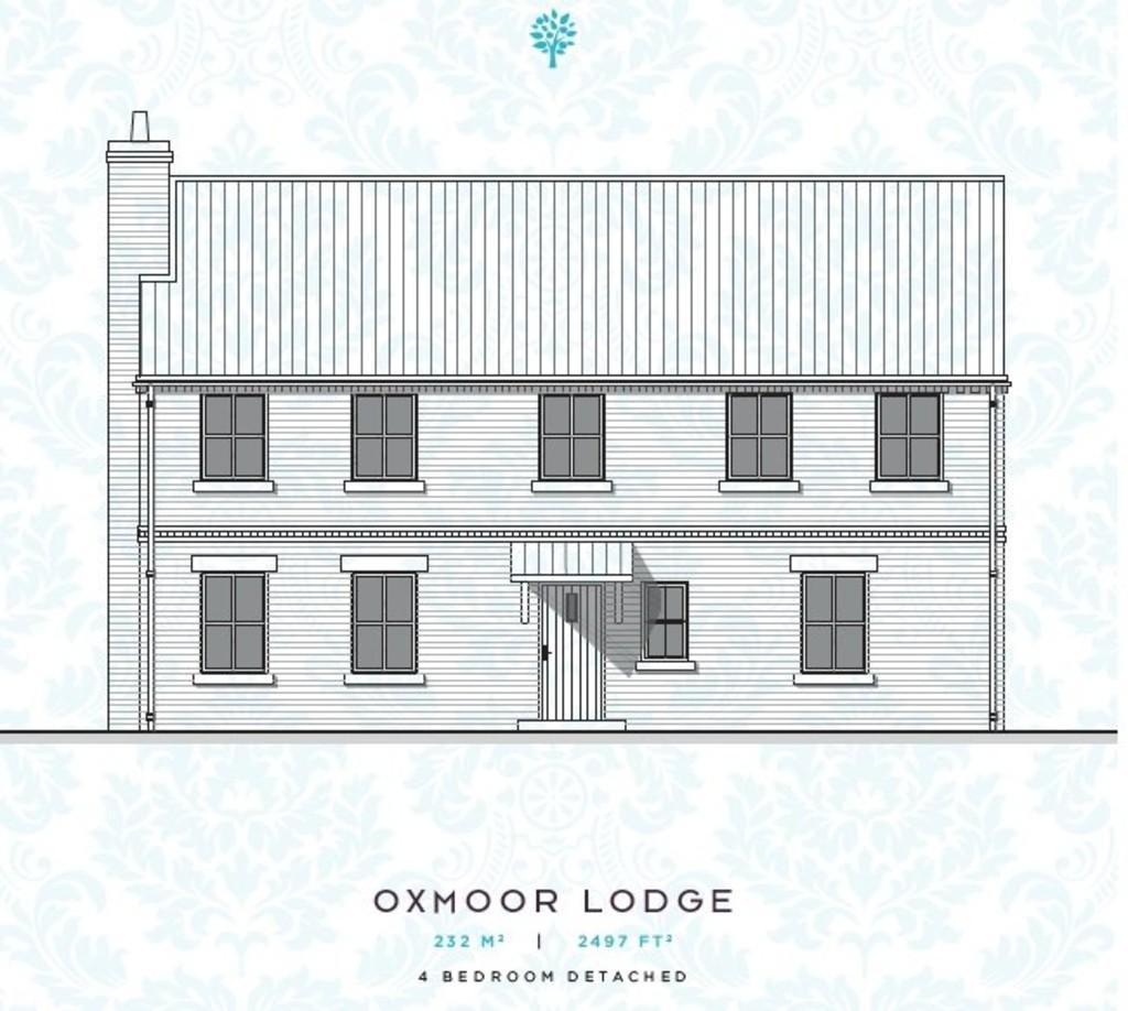 4 Bedrooms Detached House for sale in OXMOOR LODGE, MEADOW EDGE, BIGGIN, LS25 6HJ
