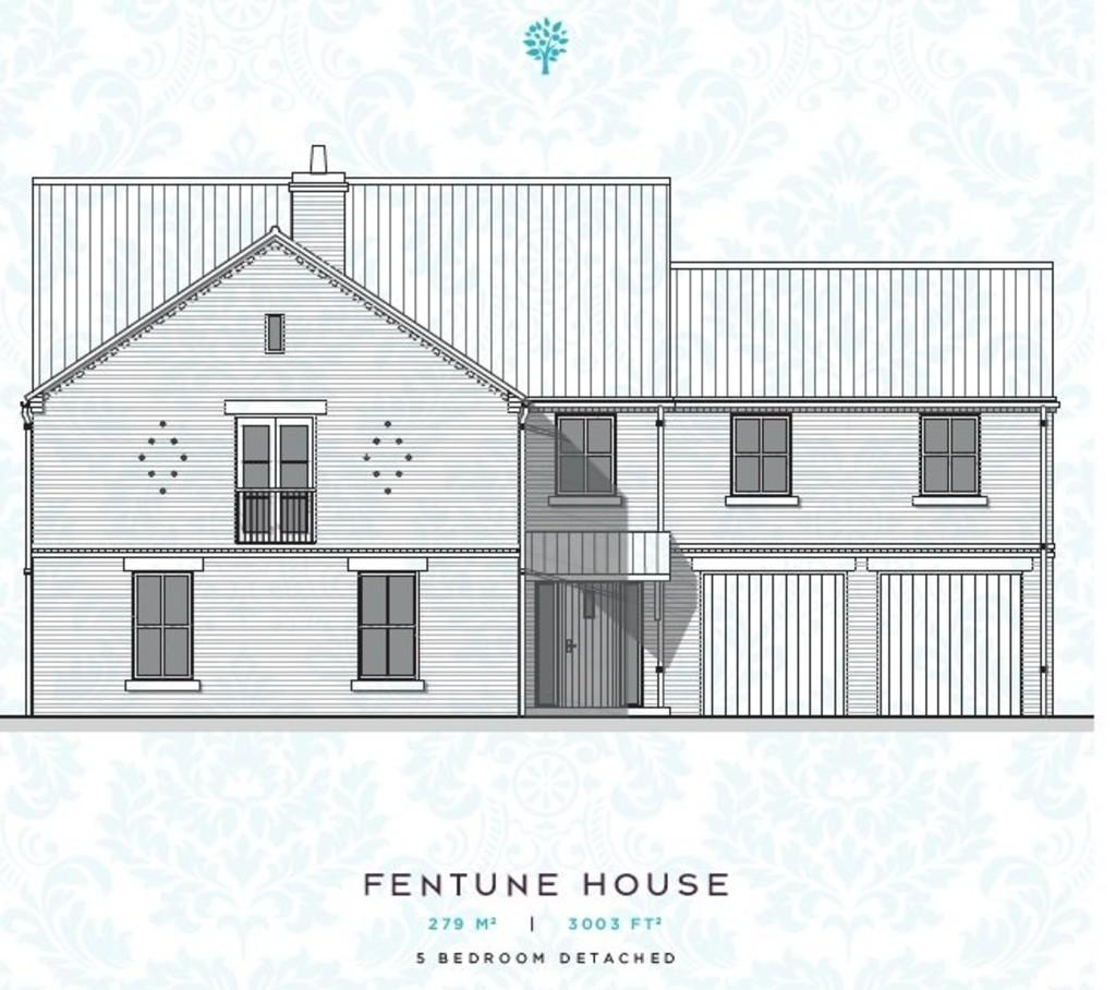 5 Bedrooms Detached House for sale in FENTUNE HOUSE, MEADOW EDGE, BIGGIN, LS25 6HJ