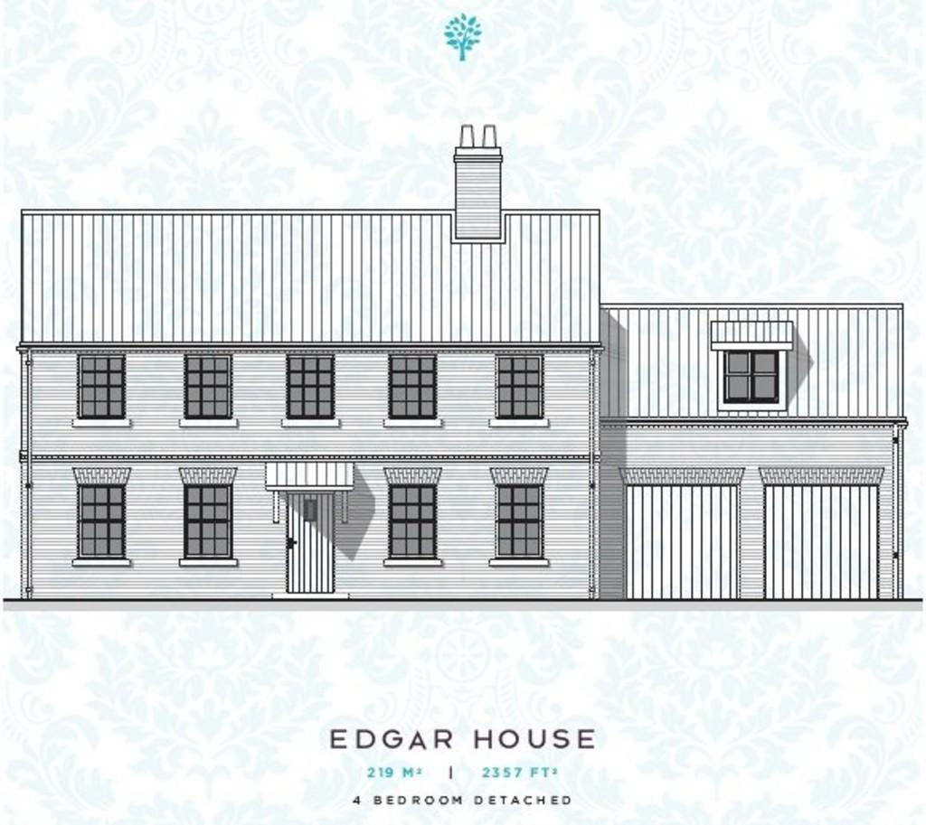 4 Bedrooms Detached House for sale in EDGAR HOUSE, MEADOW EDGE, BIGGIN, LS25 6HJ