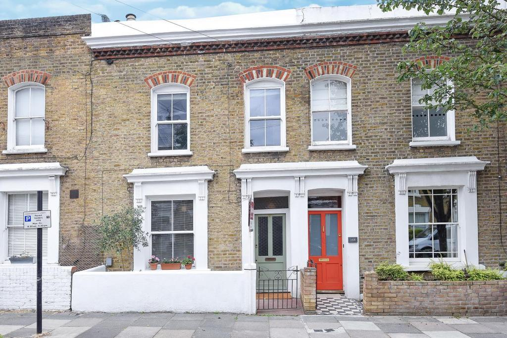 3 Bedrooms Terraced House for sale in Mayall Road, Herne Hill