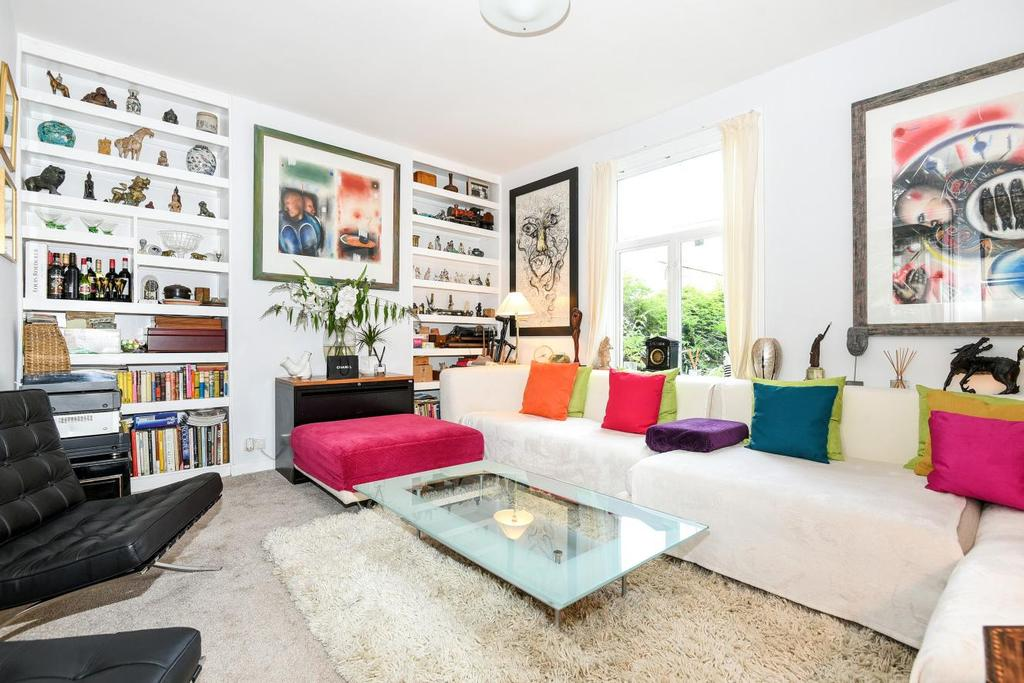 5 Bedrooms Terraced House for sale in Spenser Road, Herne Hill, SE24