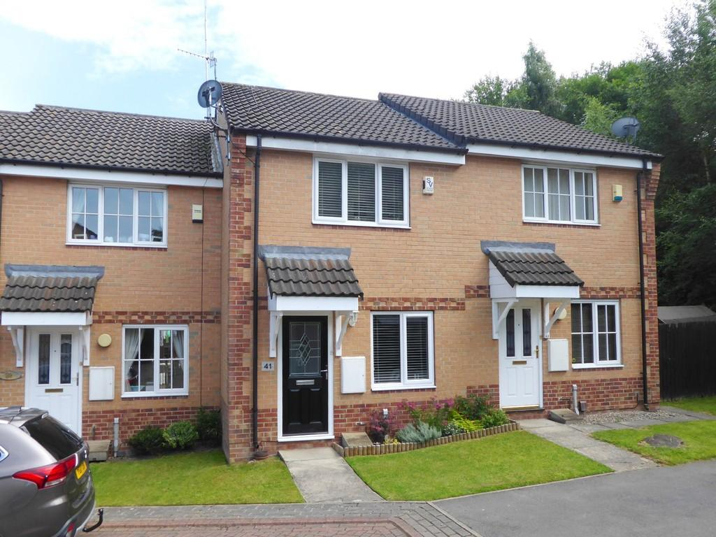 2 Bedrooms Town House for sale in Cornstone Fold, Farnley