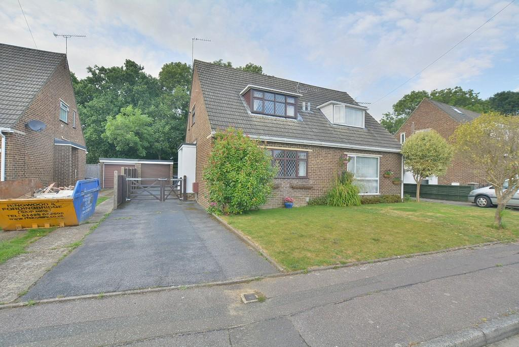 2 Bedrooms Semi Detached Bungalow for sale in Bear Cross Avenue, Bournemouth