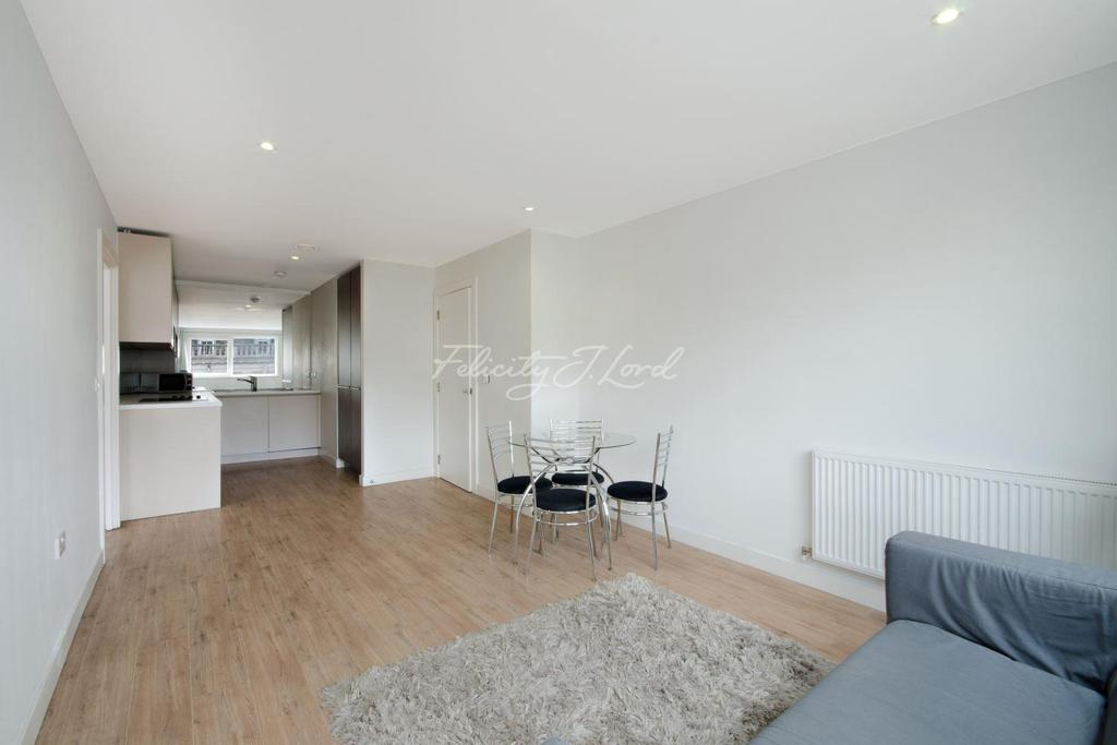 2 Bedrooms Flat for sale in Brooklyn Building, Greenwich, London, SE10
