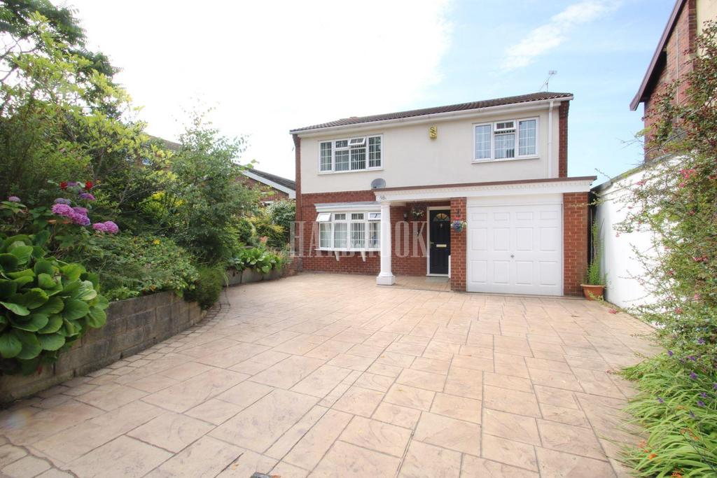 4 Bedrooms Detached House for sale in Upper Albert Road,Norton Lees