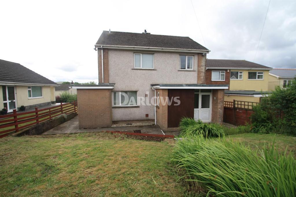 3 Bedrooms Detached House for sale in Coed Cae, Rassau, Ebbw Vale, Blaenau Gwent