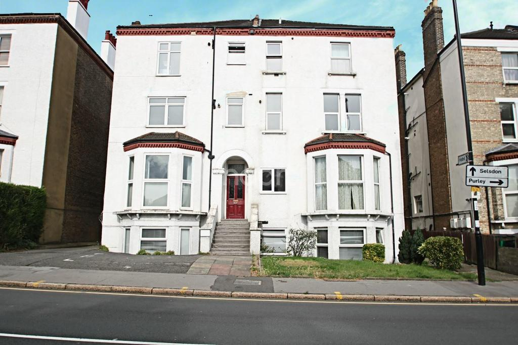 2 Bedrooms Flat for sale in St Peters Road, Croydon, CR0