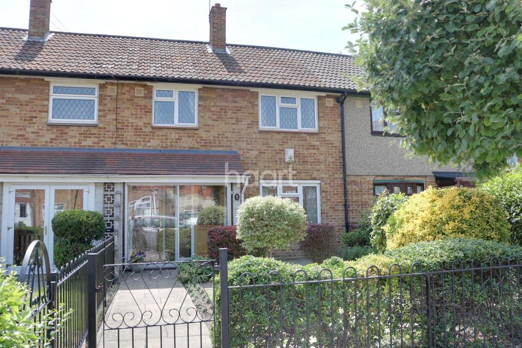 3 Bedrooms Terraced House for sale in Graham Road, Plaistow