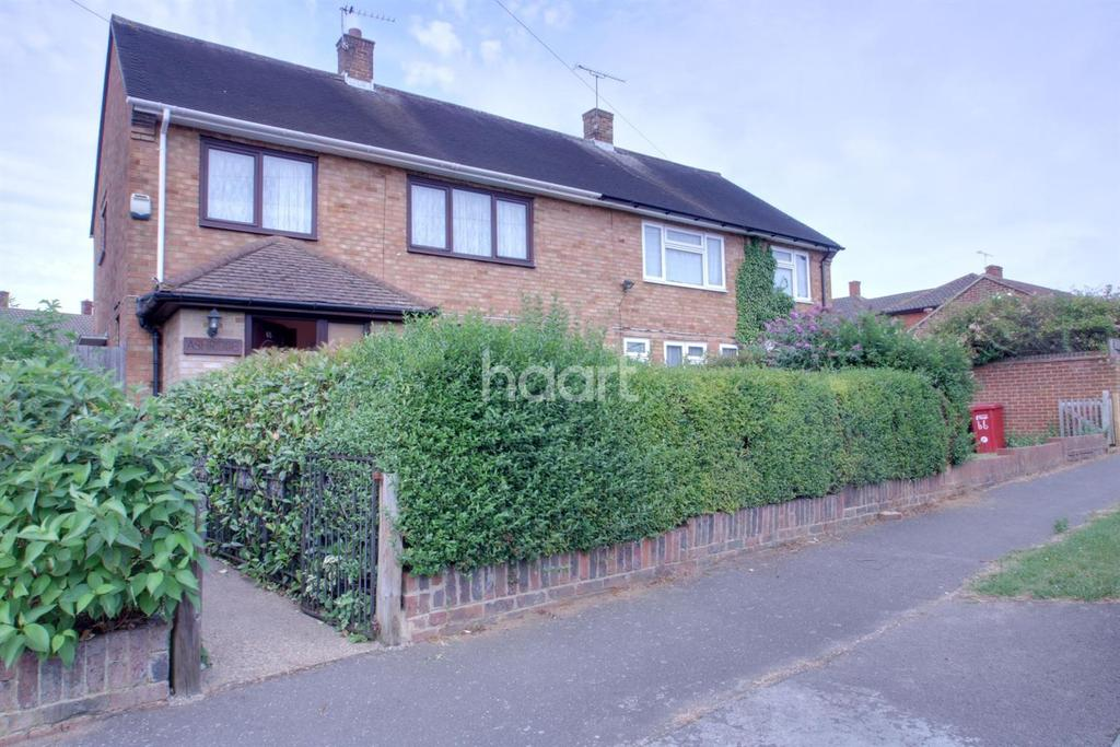 3 Bedrooms Semi Detached House for sale in Woodford Way