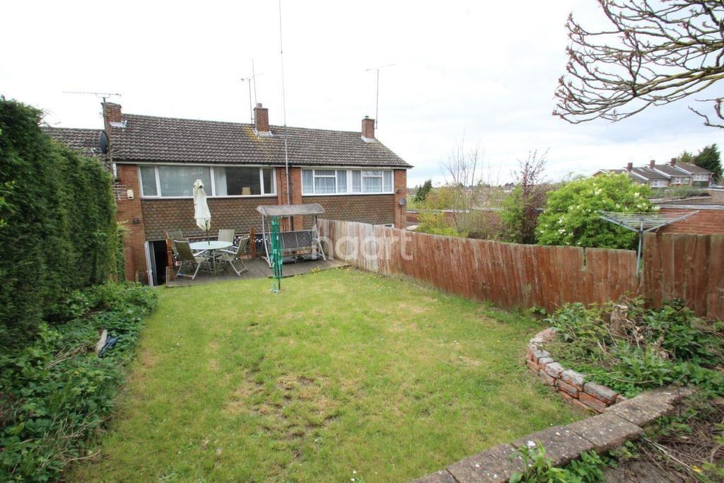 3 Bedrooms Terraced House for sale in Stylish In Stopsley