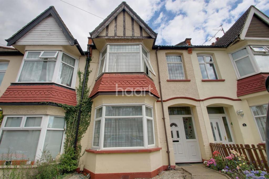 3 Bedrooms Terraced House for sale in Hildaville Drive