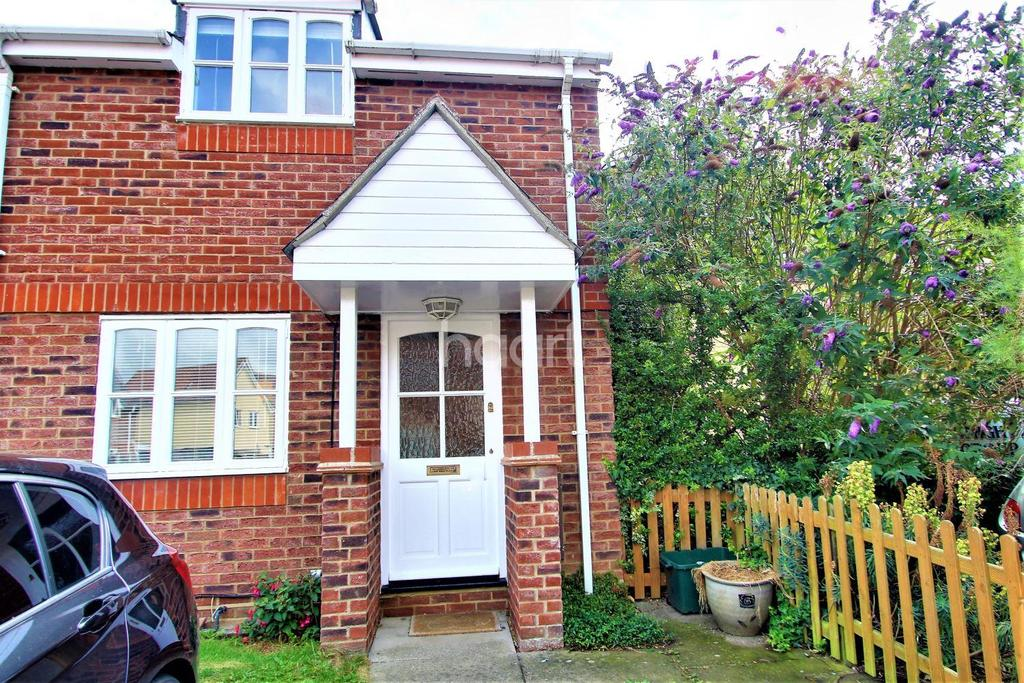 2 Bedrooms Semi Detached House for sale in Highwoods