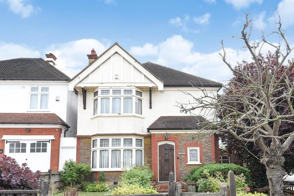 5 Bedrooms Detached House for sale in Woodfield Avenue, Streatham, SW16