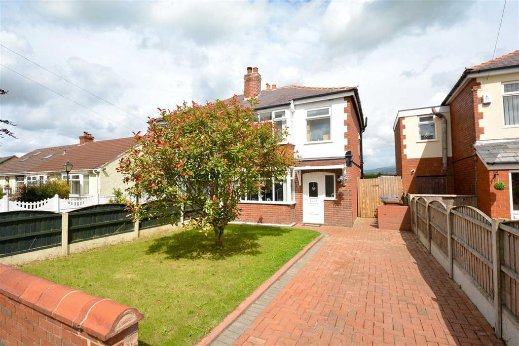 3 Bedrooms Semi Detached House for sale in Preston Road, Standish, Wigan, WN6